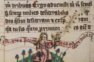 Bodleian MS. Lat. liturg. f. 4, fol. 141v