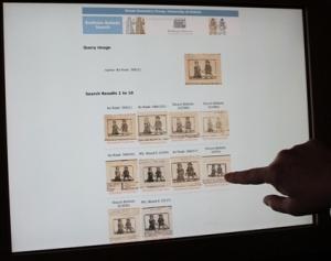 Image matching demo